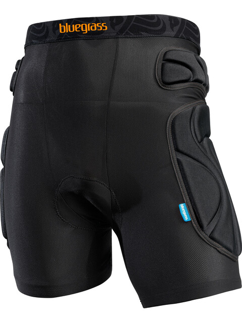 bluegrass Wolverine - Short de protection - noir